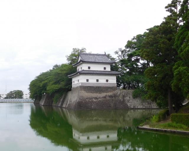 新潟県『新発田城』を120%楽しむ観光ガイド(写真スポット・アクセス・スタンプ・駐車場)を徹底紹介