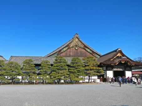 京都世界遺産『元離宮二条城』を120%楽しむ観光ガイド(写真スポット・アクセス・スタンプ・駐車場)を徹底紹介