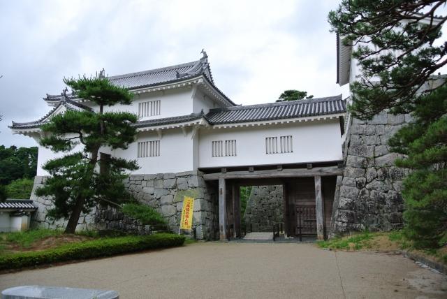 静岡県『二本松城&霞ヶ城公園』を120%楽しむ観光ガイド(アクセス・スタンプ・駐車場)を徹底紹介