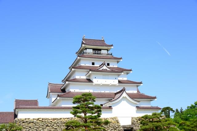 福島県『会津若松城』を120%楽しむ観光ガイド(写真スポット・アクセス・スタンプ・駐車場)を徹底紹介
