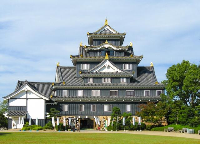 岡山県『岡山城』を120%楽しむ観光ガイド(写真スポット・アクセス・スタンプ・駐車場)を徹底紹介