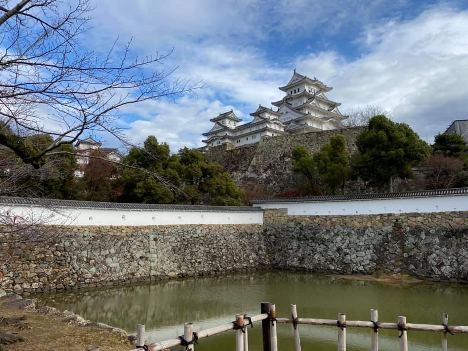 【姫路城】日本には「現存天守」が12城存在する
