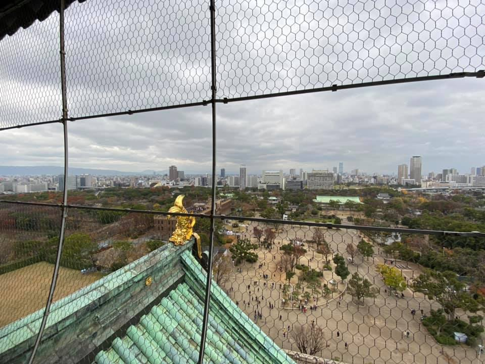 『大阪城&大阪公園』を120%楽しむ観光ガイド(写真スポット・アクセス・スタンプ・駐車場)を徹底紹介