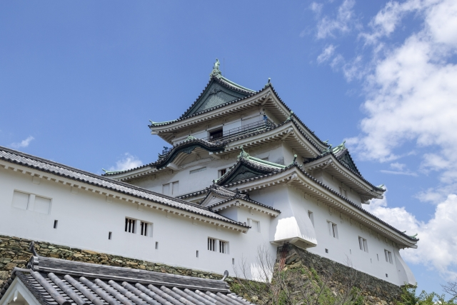 和歌山県『和歌山城』を120%楽しむ観光ガイド(写真スポット・アクセス・スタンプ・駐車場)を徹底紹介