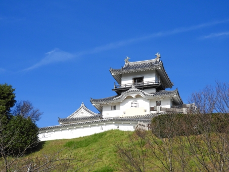 静岡県『高天神城』を120%楽しむ観光ガイド(アクセス・スタンプ・駐車場)を徹底紹介