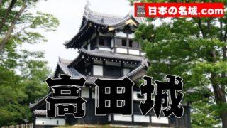 【家康の六男・松平忠輝の居城】新潟県『高田城』の観光ガイド(写真スポット・アクセス・スタンプ・駐車場)を徹底紹介