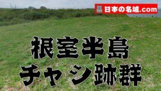 【アイヌの砦跡】北海道『根室半島チャシ跡群』の観光ガイド(住所・写真スポット・御城印・駐車場)を徹底紹介