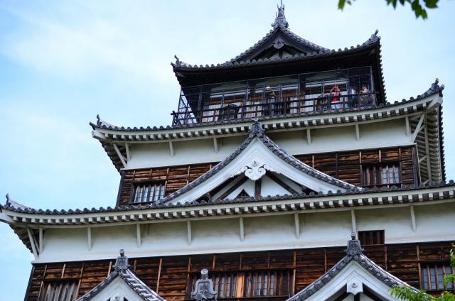 広島県『広島城』を超満喫する観光ガイド(住所・写真スポット・御城印・駐車場)を徹底紹介